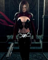 Huntress by Le-Arc-7thHeaven