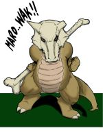 Marowak by ON1k4G3
