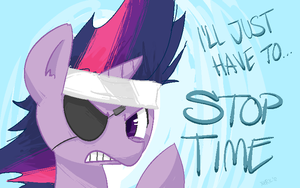 What are you gonna do, Twilight? by Xieril
