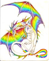 eyebleeding rainbowyness by padfoot2012