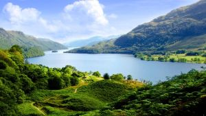 Loch Lomond by Limboking