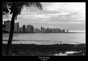 Beira Mar Fortaleza by caio