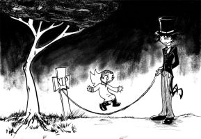 Matilda and the Mortician by anniemae04