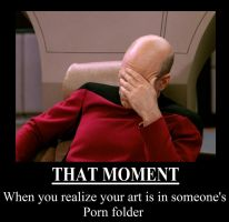Picard Facepalm: That Moment by Popculture-Patron