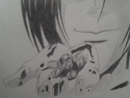 Sebastian Michaelis: Would you like these back? by SarcasticBoombastic