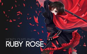 Ruby Rose [Wallpaper update] by AssassinWarrior