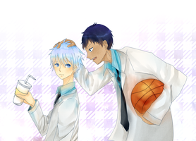 KnB: Friends by chikappi