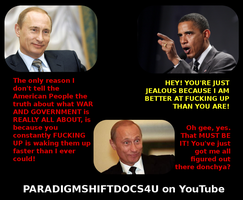Obamas Got It Figured Out by paradigm-shifting