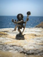 Shiva as Lord of Dance (Nataraja) by Zbogar