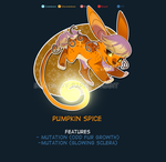 (Bianra) Pumpkin Spice - AUCTION - Closed by Paper-Rabbit