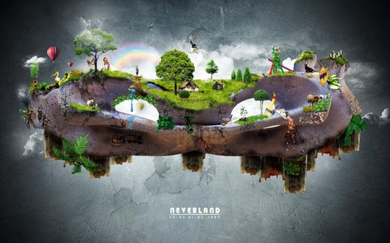neverland by gd08