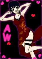 Ada Wong by LillyGamer