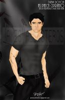 Patch (Drew Doyon) - Hush, Hush Series by jamesvallesteros