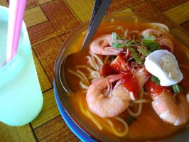 Mee Udang by plainordinary1