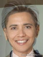 Obama and Clinton Fusion by Darthbane2007