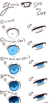 Step By Step - Eyes by yuukipop