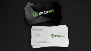 Business card by syedmaaz