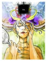ME: Secondary Consciousness by Ryil