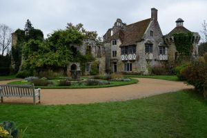 DSC 0013 Scotney Castle October by wintersmagicstock