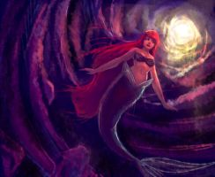 The Little Mermaid by moni158