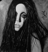 Fame monster by juley-art