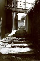 De Geul - back alley by Y-n-Y