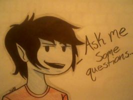 Ask Marshall Lee by avatardestiny722