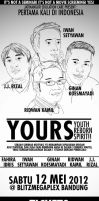 YOURS banner by jawajawas