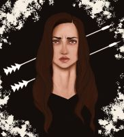 Allison Argent by Rawrbone
