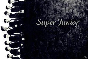 Super Junior by shirleypaz