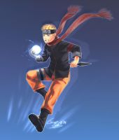 Naruto: The Last Fanart by xenocracy