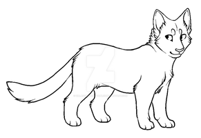 Custom Cat Lines by Zillastar-Adoptables