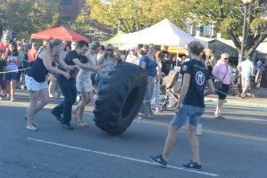 2014 Fluff Fest, Tire Rolling 5 by Miss-Tbones