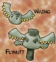 Wingnut Pokemon by ShapelyMan