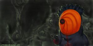 Tobi and His Lair by UchihaFan