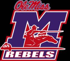 Ole Miss Rebels Potential Logo by Ricksbrother
