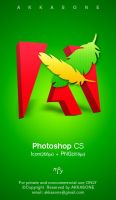 PhotoshopCS Icon by akkasone