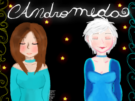 Andromeda by milix8