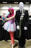 Indiana Comic Con Pinkie Pie Party Time by SirKirkules