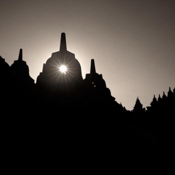 Borobudur Temple by Hengki24