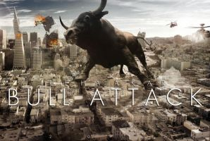 Bull Attack by rehAlone