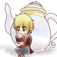 Tea Time by Nekuroh