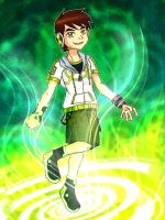 Vocaloid ver. Ben 10 -1 by CheshireP