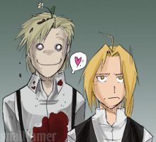 FMA: what the cat dragged in by snailtamer
