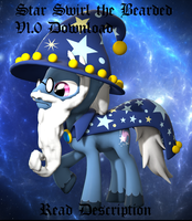 Starswirl the Bearded model V1.0 (DL) by Longsword97