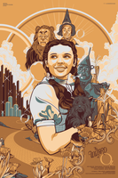 The Wizard Of Oz by Aseo
