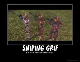 sniping grif by Crosknight