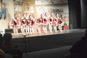 Dance Company Christmas Show,Santa's Tap15 by Miss-Tbones