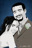 My brother's wedding by DottGonzo