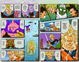 Dragonball Z Comic Remastered by RuokDbz98